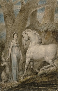 William_Blake_-_The_Horse_-_Google_Art_Project
